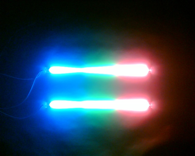 Multi-Coloured Neons - 30cm (12 inch)