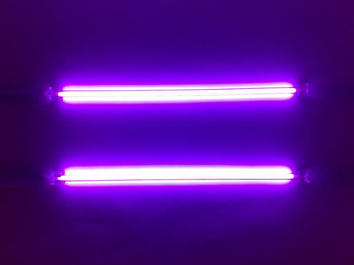"PURPLE - Dual Neon Light Kit - 30cm (12"")"